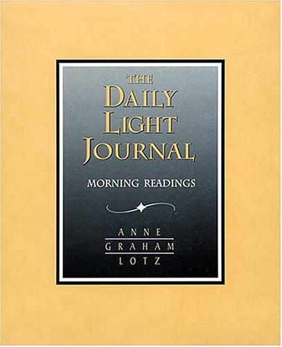 9780849955655: Daily Light Journal