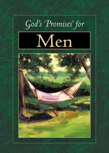 9780849956195: God's Promises for Men
