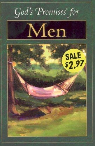 9780849956218: God's Promises For Men