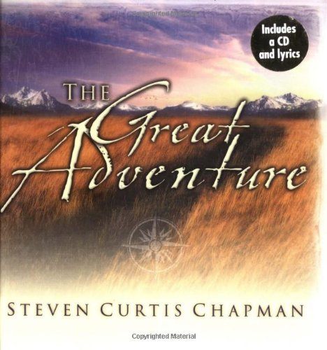 9780849956669: The Great Adventure Book Includes Bonus Cd In Back!