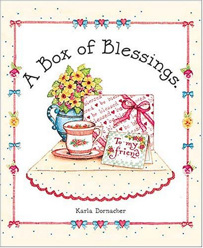 9780849957062: A Box of Blessings: Karla Dornacher's Box of Blessings
