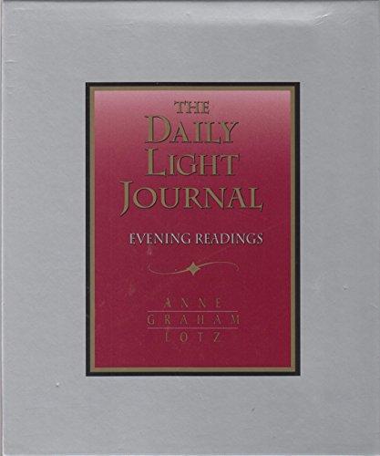 9780849957147: Daily Light Journal