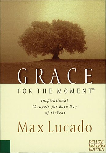9780849957642: Grace for the Moment, Vol. 1: Inspirational Thoughts for Each Day of the Year