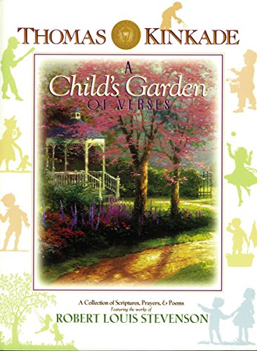 A Child's Garden Of Verses A Collection: Stevenson, Robert Louis,