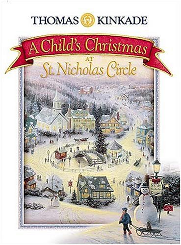 9780849958830: A Child's Christmas at St. Nicholas Circle