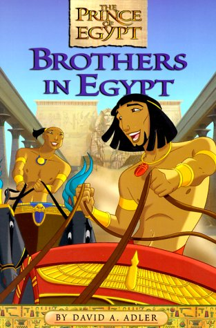 9780849958984: Brothers in Egypt (Prince of Egypt)