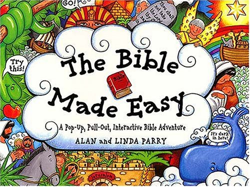 9780849959028: The Bible Made Easy: A Pop-Up, Pull-Out, Interactive Bible Adventure