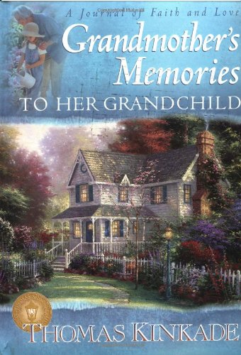 9780849959110: Grandmother's Memories: To Her Grandchild (A Journal of Faith and Love)