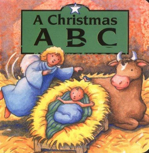 9780849959318: Christmas Abc's Board Book