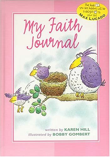 9780849959653: My Faith Journal - pink for girls