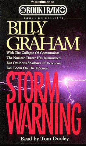 Storm Warning (0849960711) by Billy Graham