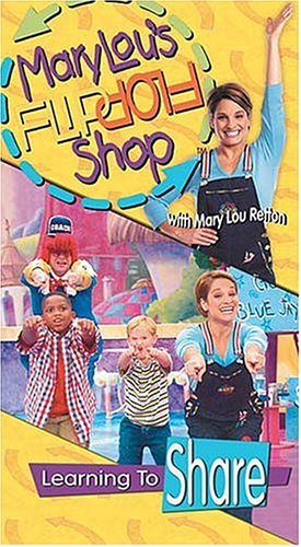 9780849975141: Mary Lou's Flip Flop Shop Learning [VHS]