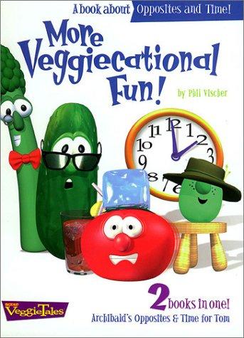 More Veggiecational Fun!: Phil Vischer