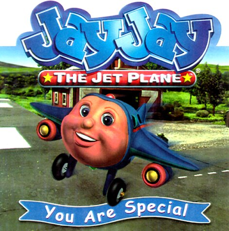 9780849975509: You Are Special (Jay Jay the Jet Plane (Nelson Board Books))
