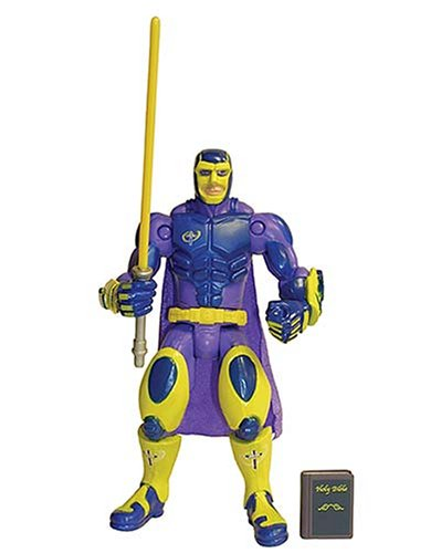 9780849975790: Bibleman Action Figure (Bibleman Powersource)