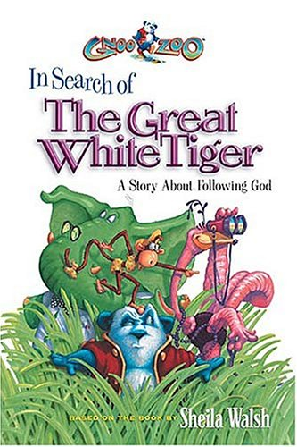 9780849975882: Gnoo Zoo: In Search of the Great White Tiger DVD