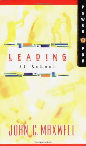 9780849977244: Leading at School (Powerpak Collection)