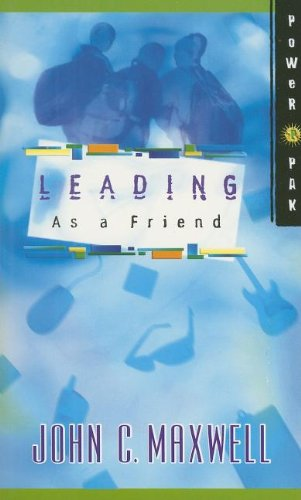 9780849977275: Powerpak Collection Series: Leading As A Friend