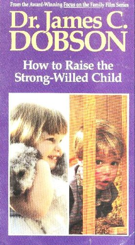 9780849980206: How to Raise Strong Willed Children [VHS]