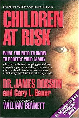 9780849980305: Children at Risk