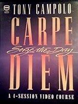9780849980763: Tony Campolo's Carpe Diem - Seize the Day (4 Session Video Course) [VHS]