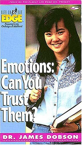 Life on the Edge: Emotions: Can You Trust Them? [VHS]: Dr. James Dobson