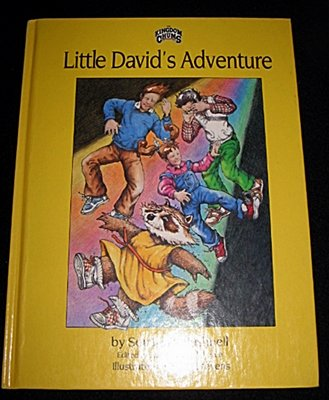Little David's Adventure (Kingdom chums greatest stories: Squire D. Rushnell,