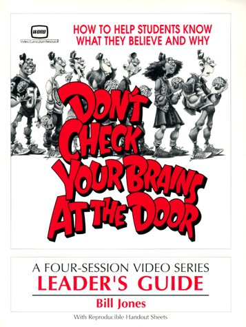 9780849983719: Don't Check Your Brains At the Door
