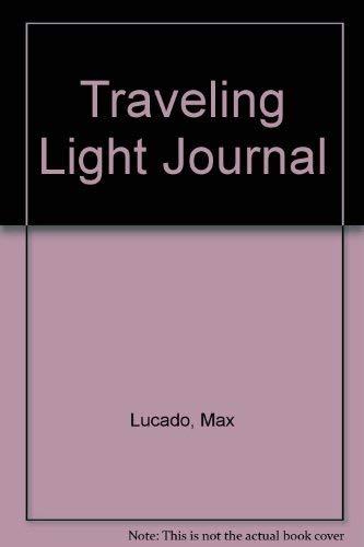 9780849990496: Traveling Light Journal