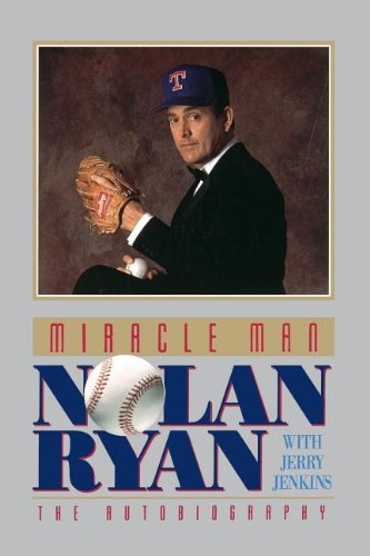 9780849991172: Miracle Man: Nolan Ryan