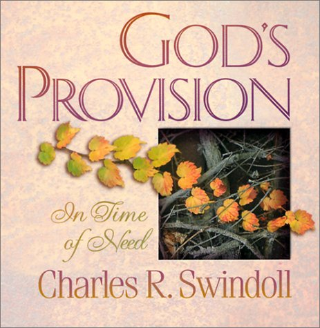 9780849995439: God's Provision in Time of Need