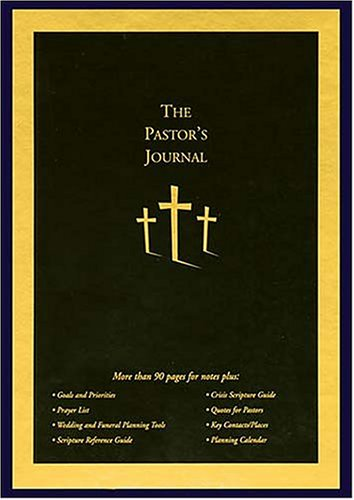 9780849995552: The Pastor's Journal