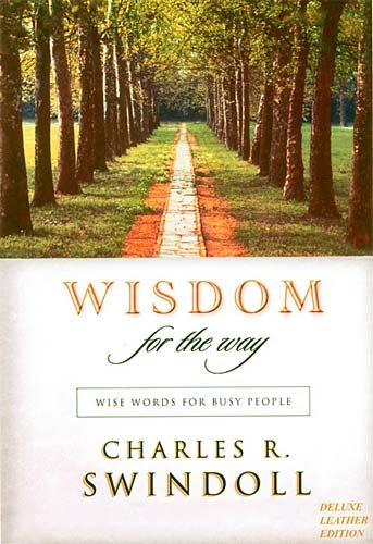 9780849995835: Wisdom for the Way: Wise Words for Busy People