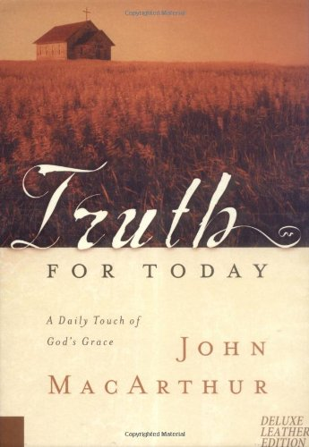 9780849995842: Truth for Today: A Daily Touch of God's Grace