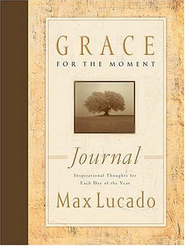 9780849996641: Grace for the Moment Journal: Inspirational Thoughts for Each Day of the Year