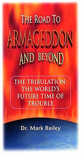 9780849999642: Road to Armageddon and Beyond Series: The Tribulation [VHS]