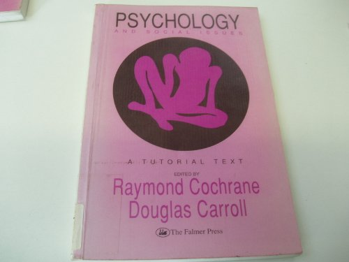 9780850008357: Psychology & Social Issues