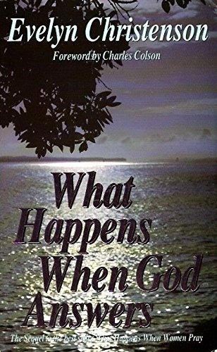 9780850090895: What Happens when God Answers