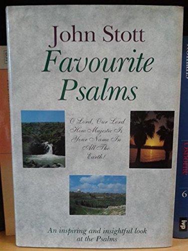 9780850091588: Favourite Psalms