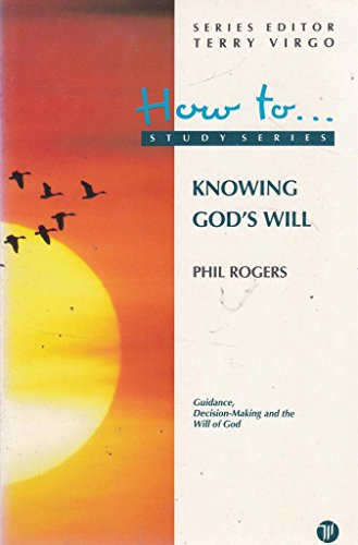 Knowing God's Will (How to Study)