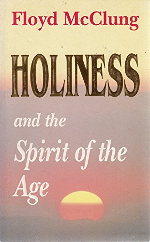 9780850092233: Holiness and the Spirit of the Age