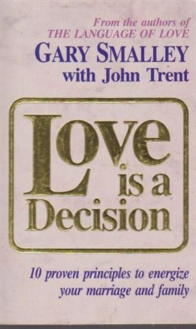 9780850093230: Love Is a Decision