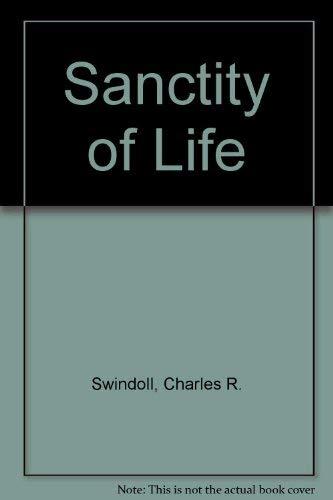 9780850093469: Sanctity of Life