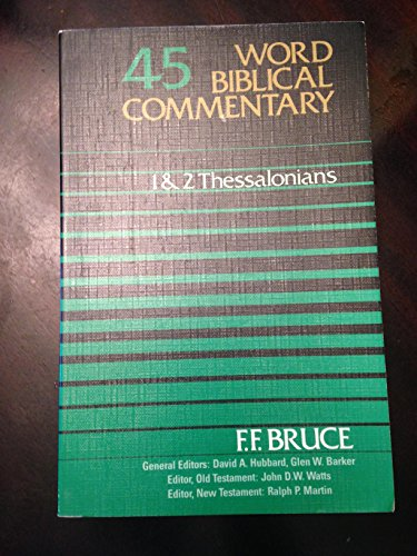 9780850094411: First and Second Thessalonians
