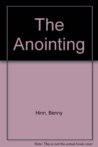 9780850095364: The Anointing