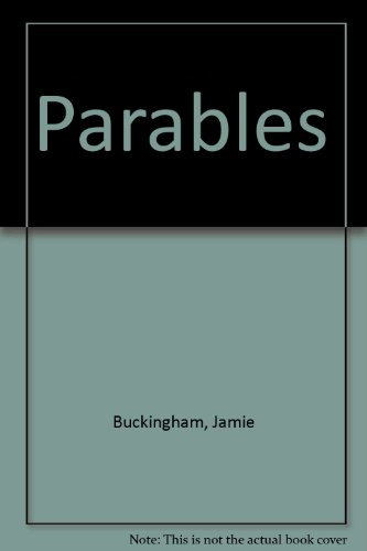 Parables (9780850095401) by Jamie Buckingham