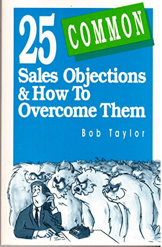 9780850131925: 25 Common Sales Objections and How to Overcome Them