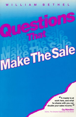 9780850131963: Questions That Make the Sale