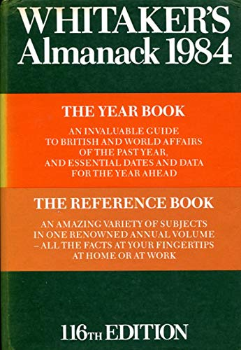An Almanack for the Year of Our: Whitaker, Joseph