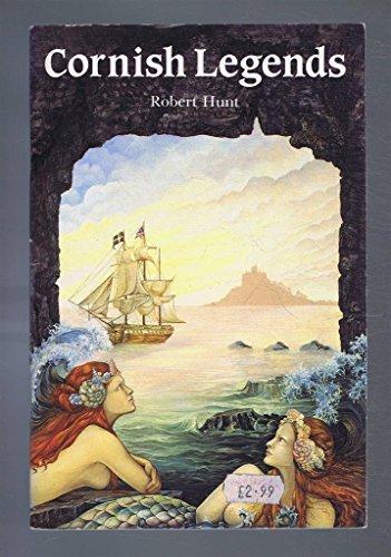 9780850253139: Cornish Legends
